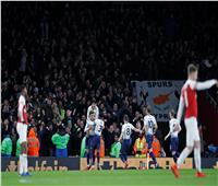فيديو| أرسنال يسقط أمام توتنهام ويودع كأس الرابطة الإنجليزية