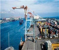 انتظام أعمال الشحن والتفريغ بميناء الإسكندرية