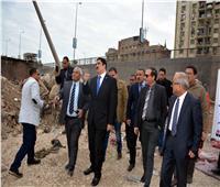 محافظ القليوبية: رفع 200 طن قمامة بالمقلب الوسيط بقليوب