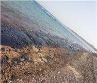 لجنة عاجلة من البيئة لبحث حدوث تلوث زيتي في رأس غارب
