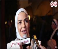 فيديو| منى عبد الغني تعلن مفاجأة لجمهور التسعينات