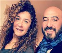 صورة  مجدي الهواري يهنئ غادة عادل على فيلمها الجديد