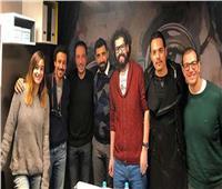 صورة| سيف العريبي يروج لـ«122» قبل طرحه في السينما