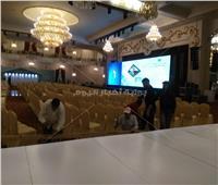 بالصور| «الماسة» يستعد لاستقبال مؤتمر «أخبار اليوم الاقتصادي»