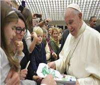 البابا فرنسيس: كونوا قديسين لتكونوا سعداء