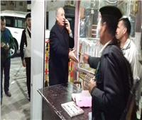 محافظ البحر الأحمر يزور كنيسة الدهار للوقوف على الاستعدادات الأمنية