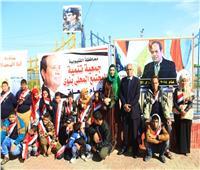 مبادرة «أنا المصري» تحتفل بذوي الاحتياجات الخاصة بالإسماعيلية