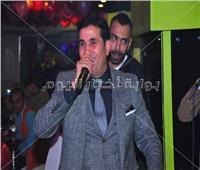 صور| شيبة يُشعل حفله بـ«الدقي» مع طارق عبدالحليم وحمزة الصغير