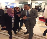 وزير النقل من مؤتمر «أخبار اليوم الاقتصادي»: مترو مصر الجديدة جاهز للافتتاح