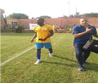طبيب الإسماعيلي: الكاميروني ميندوجا يعاني من شد في العضلة الخلفية