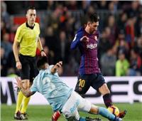 شاهد| ميسي يقود برشلونة للفوز بثنائية على سيلتا فيجو