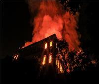 السيطرة على حريق شبّ خارج قلعة صلاح الدين