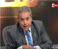 بالفيديو| توفيق عكاشة: أنا لو عطست في قطر هجبلها إزعاج