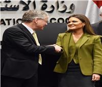 وزيرة الاستثمار: أولوية للمناطق المحرومة في اتفاقيات التعاون مع ألمانيا