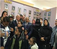 وزير التنمية المحلية يفتتح «متحف النصر» ببورسعيد