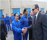 صور| سعفان يتفقد مصنع «الخميرة» ببني سويف