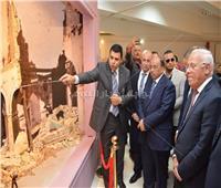 وزير التنمية المحلية يفتتح مشروع الـ44 عمارة بقرية النورس
