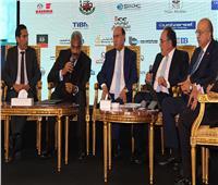 انطلاق جلسة التنمية العمرانية في مؤتمر أخبار اليوم الاقتصادي