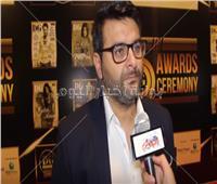 فيديو| وليد منصور يفجر مفاجأة عن فيلم تامر حسني الجديد