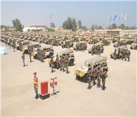 شاهد| استعدادات القوات المسلحة والداخلية لتأمين احتفالات رأس السنة