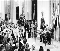 «السادات».. زعيم سبق عصره ومبادرة السلام فاجأت الجميع