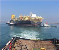 مميش: قناة السويس تشهد عبور سفينة تكرير البترول العملاقة FIRENZE FPSO