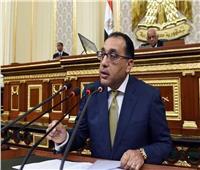 «عبد العال» يستقبل رئيس الوزراء بمقر البرلمان