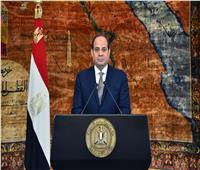 ننشر نص كلمة الرئيس السيسي بمناسبة مئوية السادات