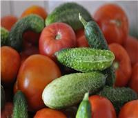 الطماطم والخيار والفراولة تمنع الشيخوخة