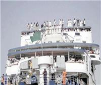 اليوم .. بدء سفر أول أفواج العمرة من ميناء نويبع البحري