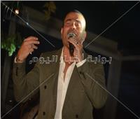 صور| عمرو دياب يُشعل حفل «الكريسماس» في القاهرة الجديدة