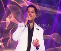 صور| راغب علامة يُلهب أجواء «كريسماس القاهرة» بأغانيه الرومانسية