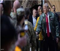 ترامب يغادر العراق بعد زيارة استمرت 3 ساعات