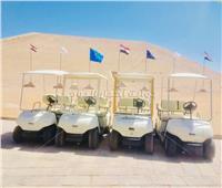 «صندوق إنقاذ آثار النوبة»: تخصيص سيارات كهربائية بمعبد أبو سمبل لنقل الزوار