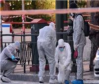 إصابة أحد أفراد الشرطة اليونانية في انفجار خارج كنيسة بأثينا
