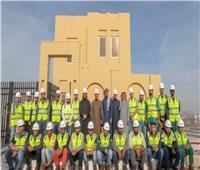 بتقنيات حديثة.. بناء فيلا في 48 ساعة في السعودية