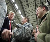 ترامب في رحلة العراق: سواد كامل.. و«أجواء لم أعشها أبدا»