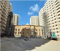 صور| بشاير الخير 3 الحلم الذي سيقضي على المناطق العشوائية الخطرة بالإسكندرية