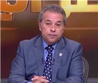 فيديو  توفيق عكاشة: الرئيس السيسي ثأر من قتلة السادات