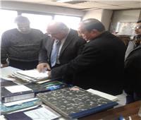 نائب محافظ المنطقة الغربية في زيارة مفاجئة لـ«حي الموسكي»