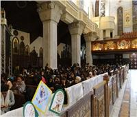 بحضور قداسة البابا..بدء التسبحة الكيهكية «سينرجيا 2»