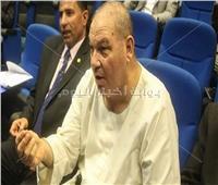 تشييع جثمان النائب محمود الخشن بمسقط رأسه في المنوفية