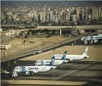 حصاد 2018| الملاحة الجوية.. تطوير المطارات المصرية واستحداث التغطية الرادارية