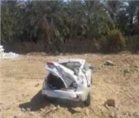 إصابة 9 مواطنين في تصادم ميكروباص وملاكي بكوبري العامرية