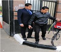 «مميش» يتكفل بكرسي متحرك لأحد ذوي الاحتياجات الخاصة