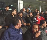 محمود علاء والنقاز يؤازران الزمالك أمام بتروجيت بملعب بتروسبورت