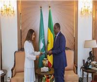 رئيس السنغال يؤكد دعمه لمصر في رئاستها للاتحاد الأفريقي