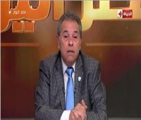 فيديو| توفيق عكاشة يفجر مفاجأة عن راتبه الشهري