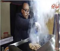 فيديو| أول عربية لحم نعام.. «أكلة الملوك» في ساندويتشات والسعر مفاجأة