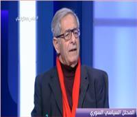 نادر عكو: «نشكر مصر على دعم الجيش العربي السوري»
